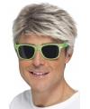 Neon zonnebril